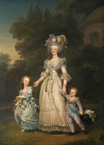 800px-adolf_ulrik_wertmuller_-_queen_marie_antoinette_of_france_and_two_of_her_children_walking_in_the_park_of_trianon_-_google_art_project