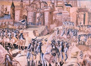800px-Le_Siege_de_La_Rochelle_par_le_Duc_d_Anjou_en_1573