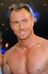 James Jordan during the launch show for Strictly Come Dancing 2011 at BBC Television Centre, Wood Lane, White City, London.