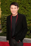 """UNIVERSAL CITY, CA - JULY 27: Actor Jet Li arrives at the premiere of Universal Picture's """"The Mummy: Tomb of the Dragon Emperor"""" at the Gibson Amphitheatre on July 27, 2008 in Universal City, California. (Photo by Kevin Winter/Getty Images)"""