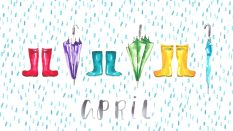 April-Showers-Illustrated-Wallpaper-Swiss-Cottage-Designs-Desktop-e1522650126334